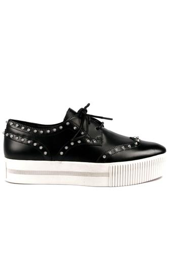 ASHKrush Polish Calf Black