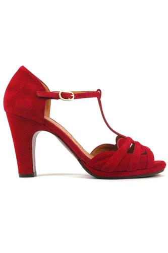 Aloe Red Suede, CHIE MIHARA