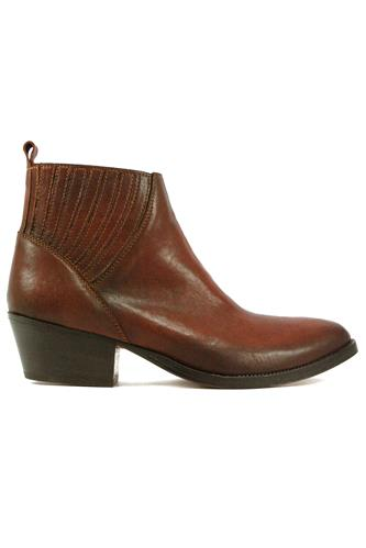 Oyster Brown Leather, OASI