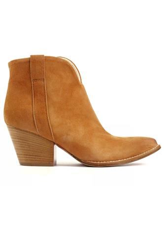 Texan Boot Leather Suede, OASI