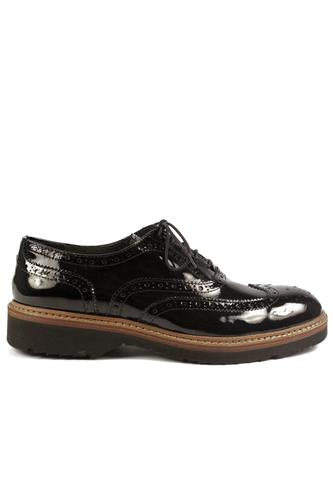Shoes Black Patent Leather, WEXFORD